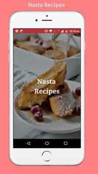 Snacks(Nasta) Recipes poster