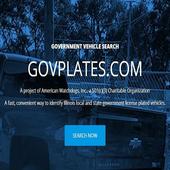 GovPlates icon