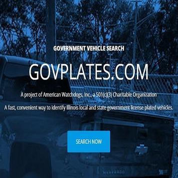 GovPlates poster