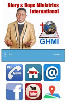 Glory & Hope Ministries Int. screenshot 1