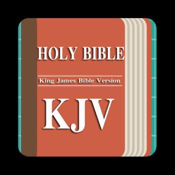 King James Bible (KJV) Version Free poster