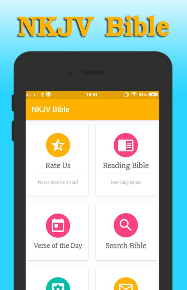 NKJV Bible, New King James Version for Android - APK Download