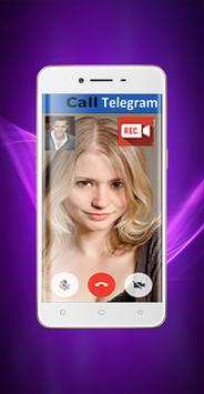Recorder Of Telegram Video Cal poster