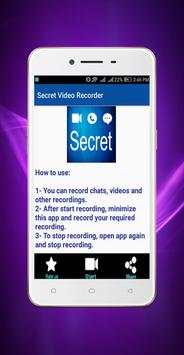 Secret Video Recorder poster