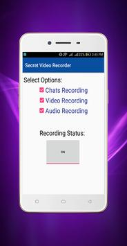 Secret Video Recorder screenshot 1