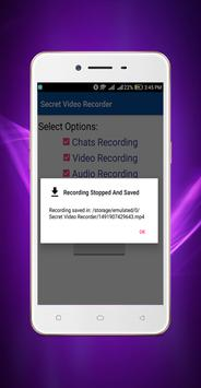Secret Video Recorder screenshot 2