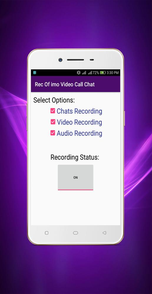 Rec Of imo Video Call Chat for Android - APK Download