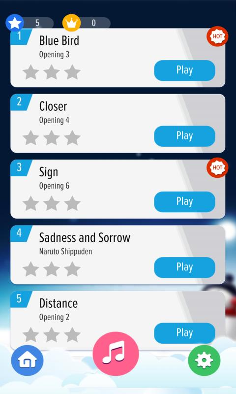 Roblox Pianonaruto Grief And Sorrow Piano Tap Silhouette For Android Apk Download