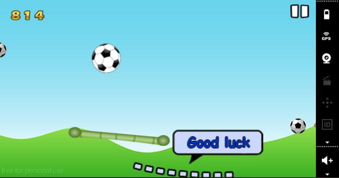 Funny Jump Ball apk screenshot
