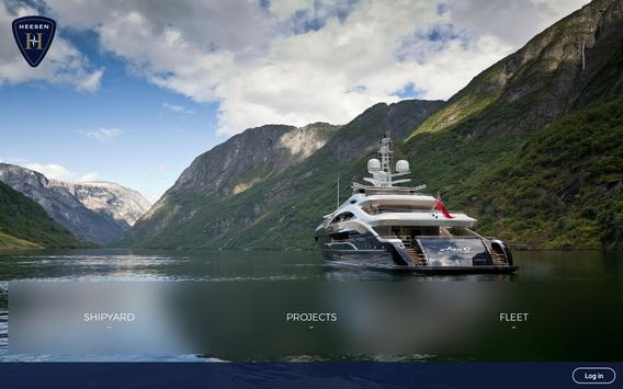 Heesen Yachts screenshot 5