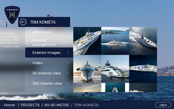 Heesen Yachts screenshot 9