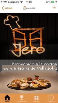 Restaurante Jero apk screenshot