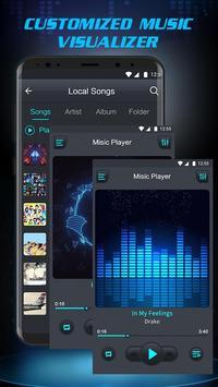 Free Music Player screenshot 2