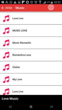 Music Love Song; Romantic Song Music Love Songs screenshot 3