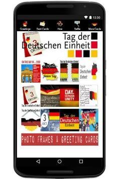 Tag der Deutschen Einheit - German Unity Day poster