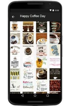 Happy Coffee Day apk screenshot