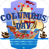 Happy Columbus Day / Indigenous Peoples' Day icon