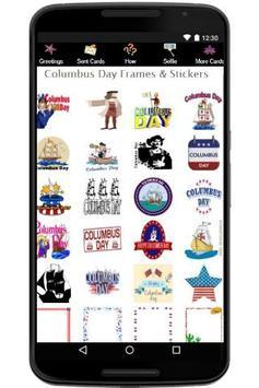 Happy Columbus Day / Indigenous Peoples' Day apk screenshot