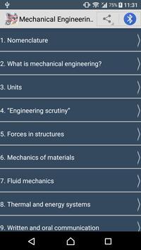 Basics of Mechanical Engineering Tutorial poster