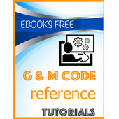 G & M Code Reference Manual [CNC Tutorials] icon