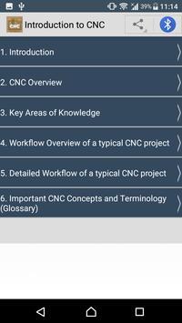 Introduction to CNC apk screenshot