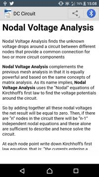 Learn DC Circuit screenshot 1
