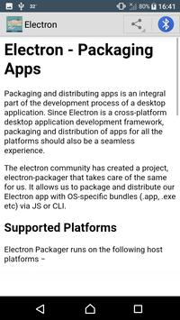 Learn Electron for Android - APK Download