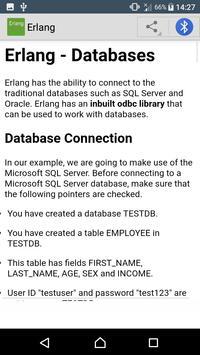 Learn Erlang screenshot 5