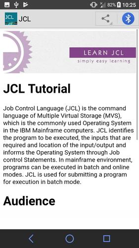 Learn JCL for Android - APK Download