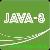 Learn Java 8 | Java-8 Tutorials icon