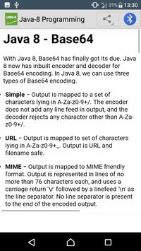 Learn Java 8 | Java-8 Tutorials screenshot 6