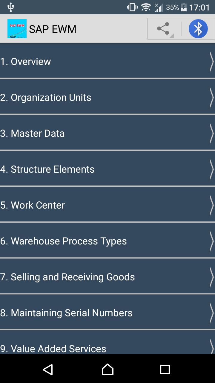Learn SAP EWM for Android - APK Download
