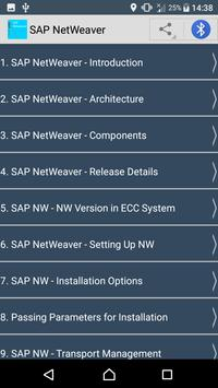 Learn SAP NetWeaver for Android - APK Download