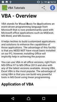 Learn VBA screenshot 1