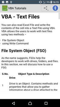 Learn VBA screenshot 5