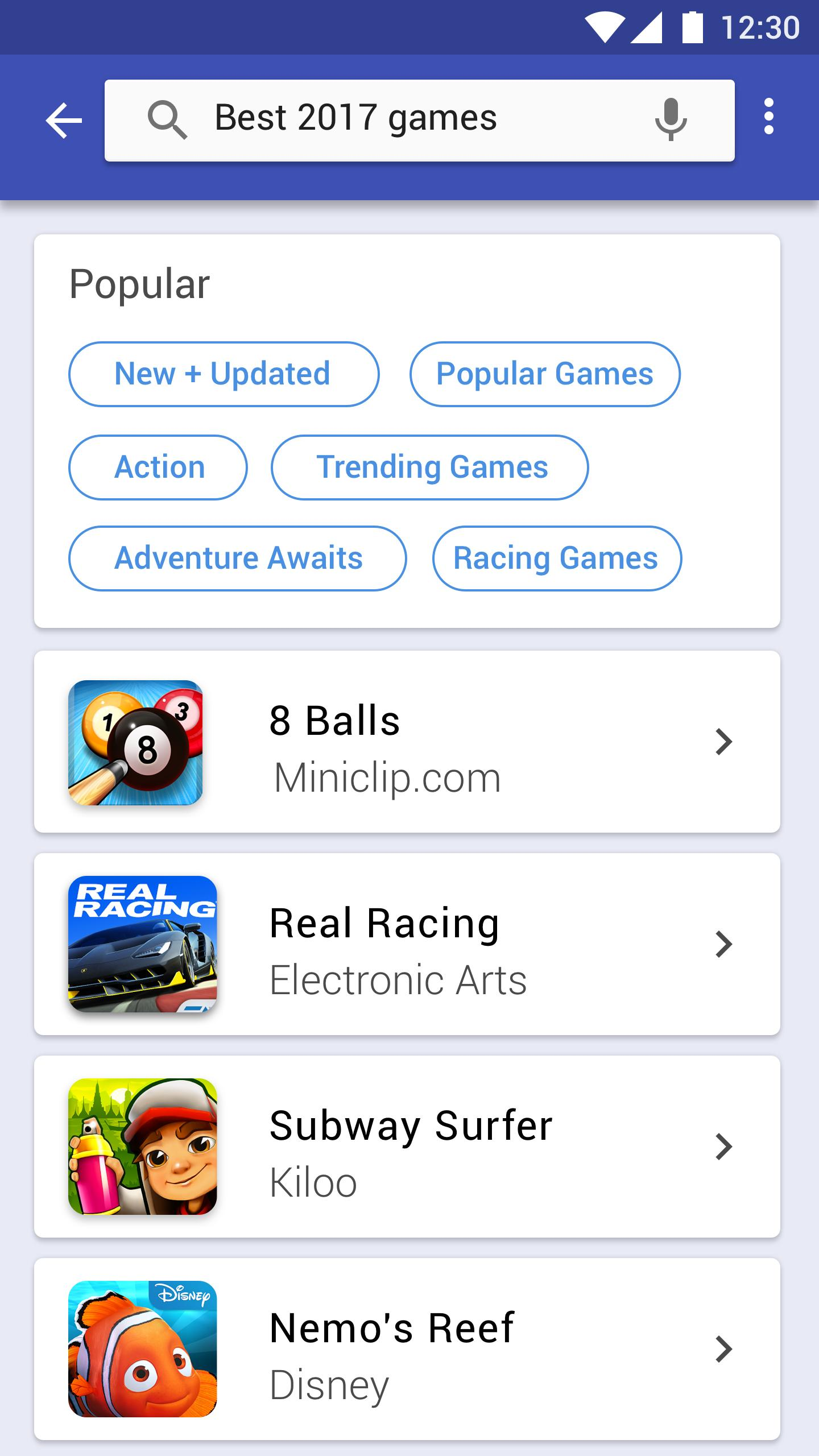 best free games on android market