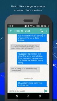 Phoner screenshot 3