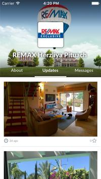 REMAX Herzliya Pituach apk screenshot