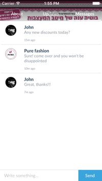 Pure fashion apk screenshot