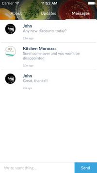 Kitchen Morocco apk screenshot