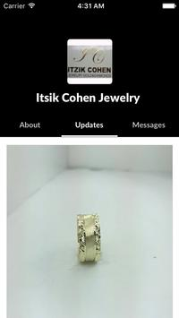 Itsik Cohen Jewelry apk screenshot