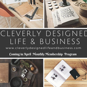 Cleverlydesignedlife&busines icon