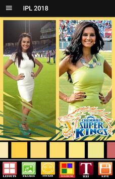 Chennai Super Kings Best profile Maker & Info-CSK screenshot 22
