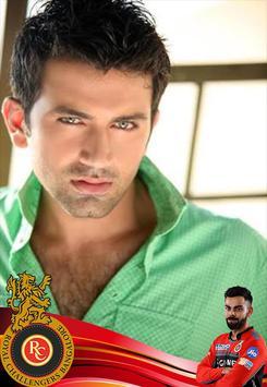 RCB Profile photo Maker-Royal Challengers Bangalor screenshot 14