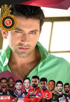 RCB Profile photo Maker-Royal Challengers Bangalor screenshot 18
