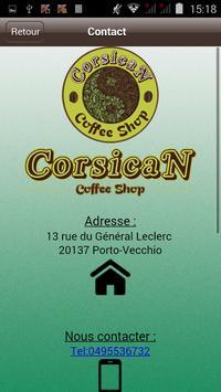 Corsican Coffee Shop screenshot 3