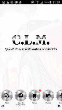 Carrosserie CLM poster