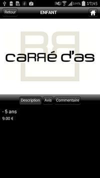 Carre d'As apk screenshot