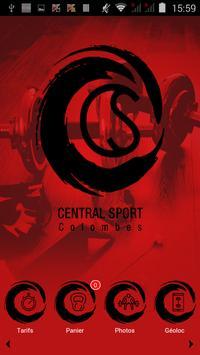 Central Sport poster
