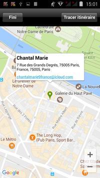 Chantal Marie Soins beauté & Accessoires mode screenshot 1